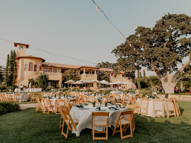 Zach and Kelly's Wedding in Paso Robles, California 49
