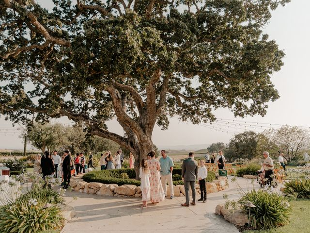 Zach and Kelly's Wedding in Paso Robles, California 50