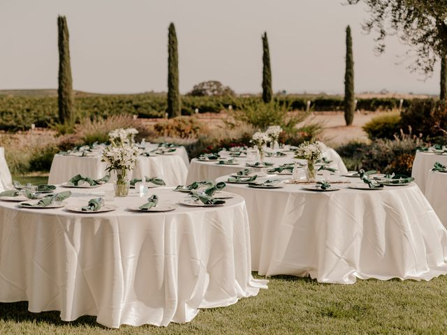 Zach and Kelly's Wedding in Paso Robles, California 51