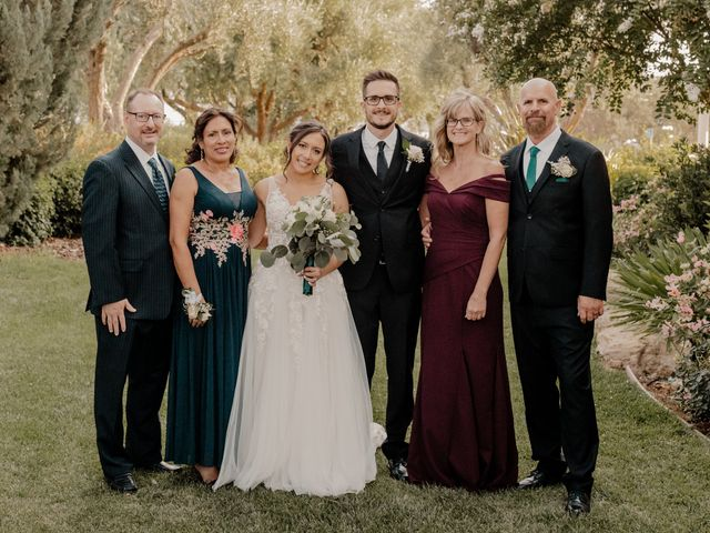 Zach and Kelly's Wedding in Paso Robles, California 56