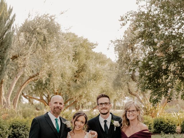 Zach and Kelly's Wedding in Paso Robles, California 57