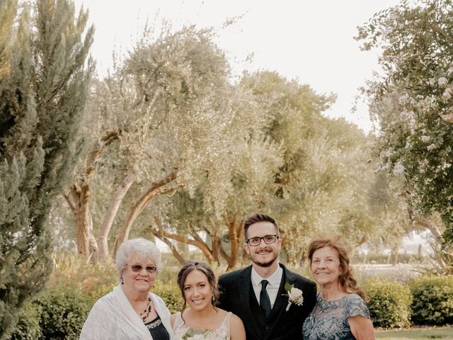 Zach and Kelly's Wedding in Paso Robles, California 59