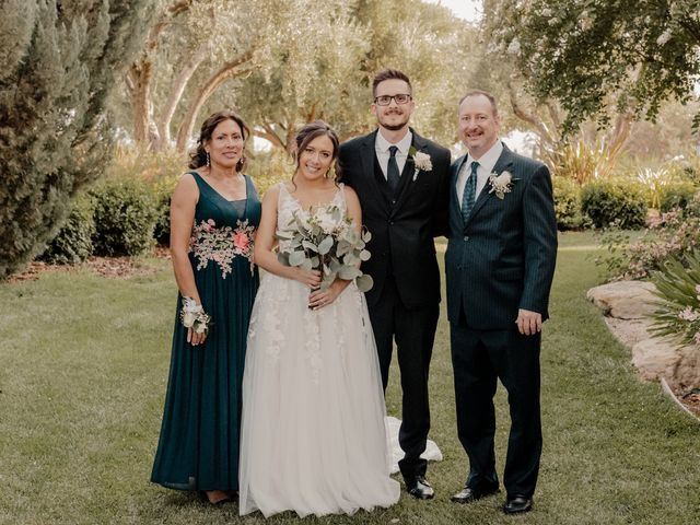 Zach and Kelly's Wedding in Paso Robles, California 62