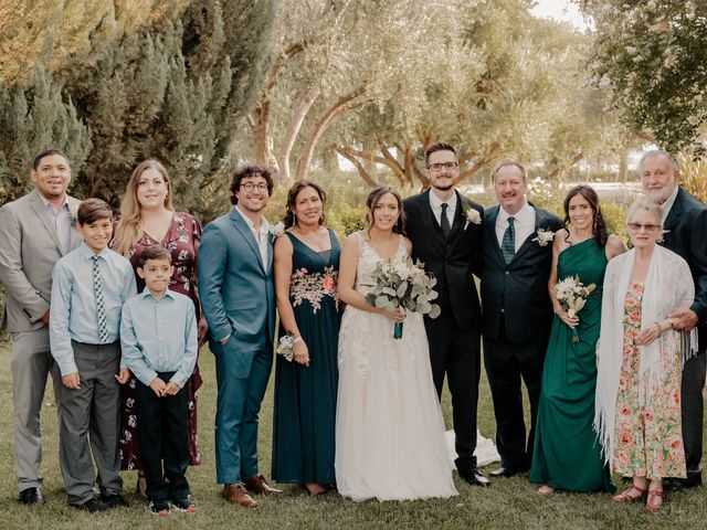 Zach and Kelly's Wedding in Paso Robles, California 64