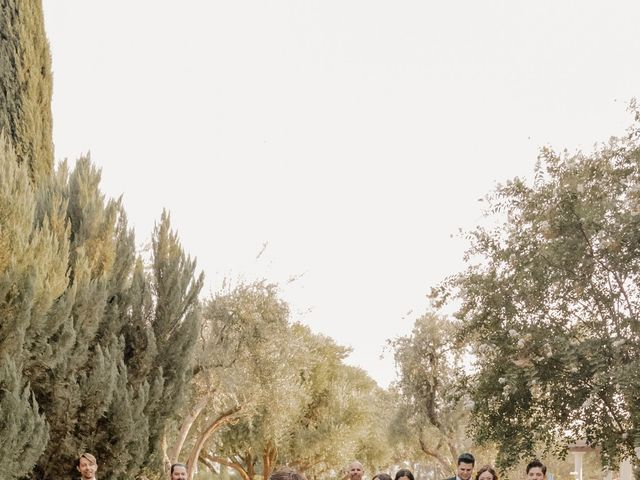 Zach and Kelly's Wedding in Paso Robles, California 65