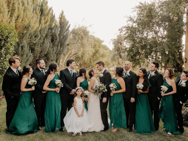 Zach and Kelly's Wedding in Paso Robles, California 66