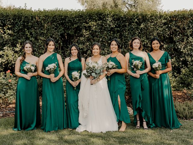 Zach and Kelly's Wedding in Paso Robles, California 70