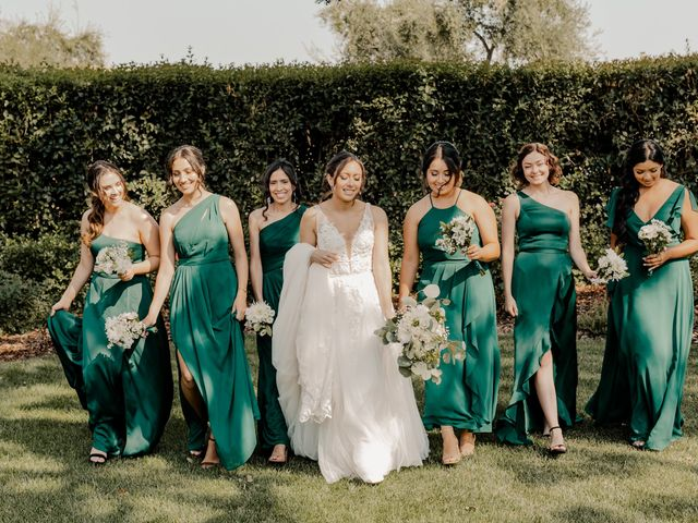 Zach and Kelly's Wedding in Paso Robles, California 71