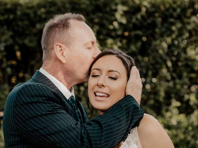 Zach and Kelly's Wedding in Paso Robles, California 77
