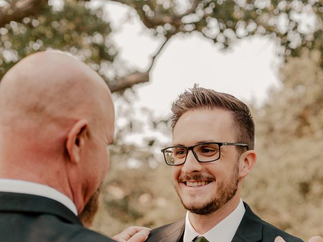 Zach and Kelly's Wedding in Paso Robles, California 83