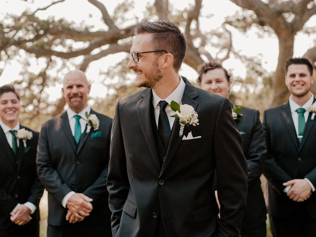 Zach and Kelly's Wedding in Paso Robles, California 84