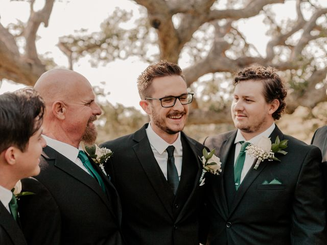 Zach and Kelly's Wedding in Paso Robles, California 85