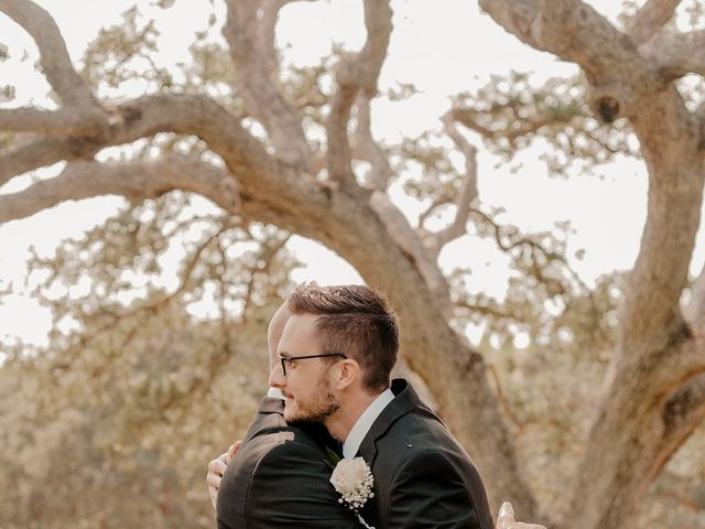 Zach and Kelly's Wedding in Paso Robles, California 86