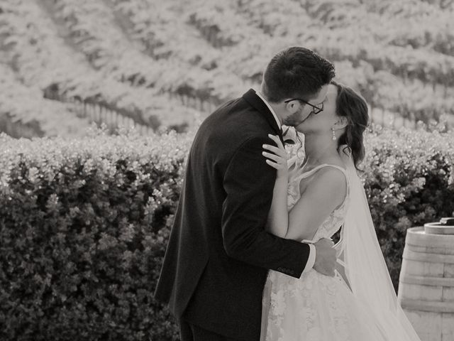 Zach and Kelly's Wedding in Paso Robles, California 88