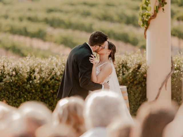 Zach and Kelly's Wedding in Paso Robles, California 89