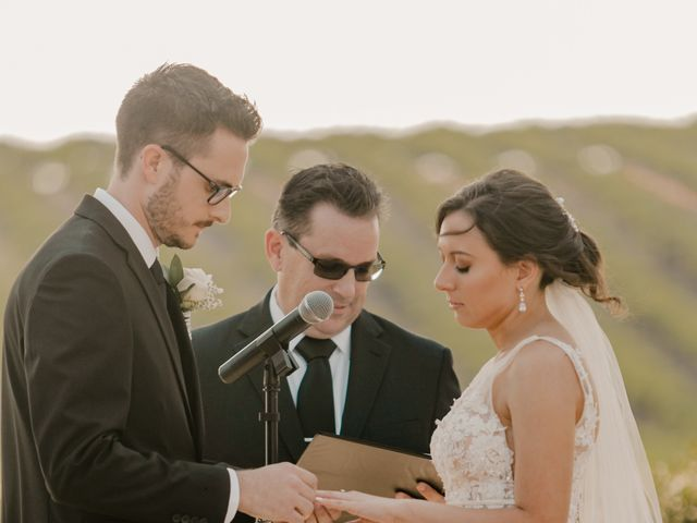 Zach and Kelly's Wedding in Paso Robles, California 93