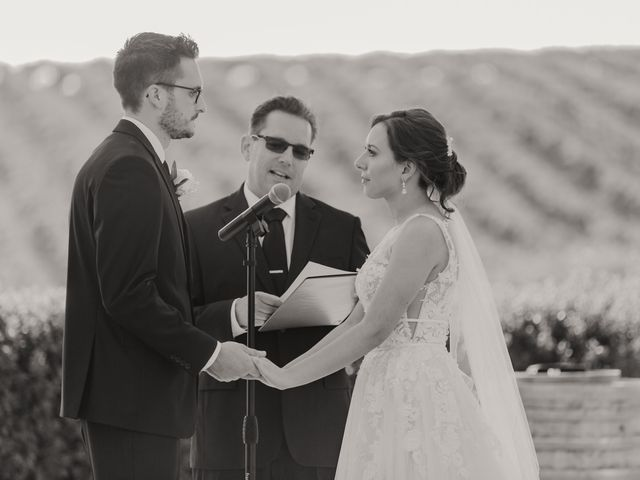 Zach and Kelly's Wedding in Paso Robles, California 94