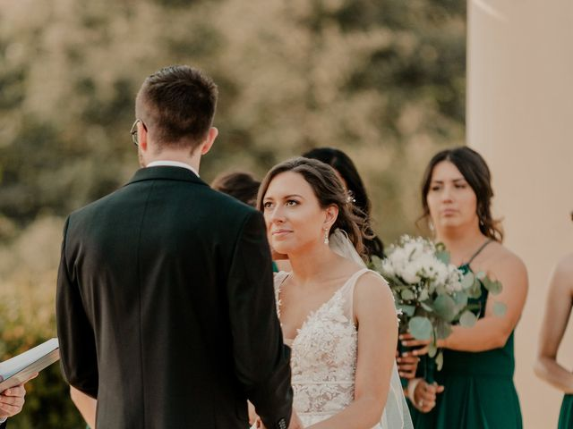 Zach and Kelly's Wedding in Paso Robles, California 99