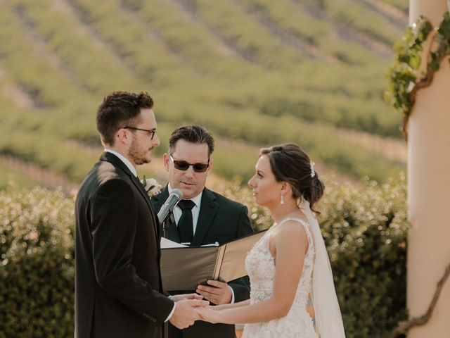 Zach and Kelly's Wedding in Paso Robles, California 104