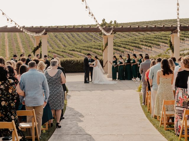 Zach and Kelly's Wedding in Paso Robles, California 105