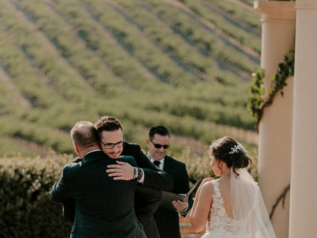 Zach and Kelly's Wedding in Paso Robles, California 106