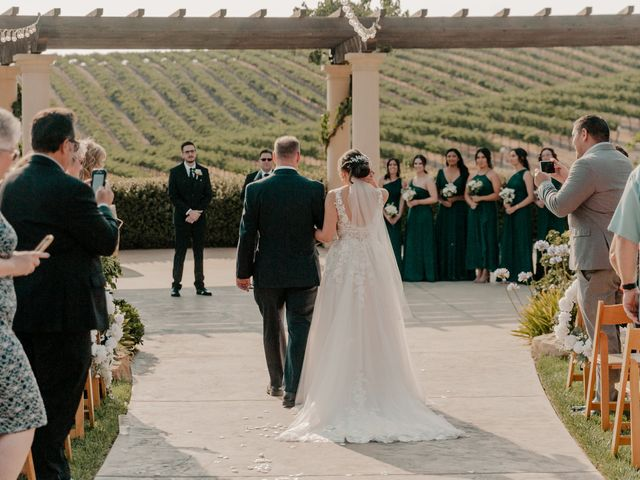 Zach and Kelly's Wedding in Paso Robles, California 108