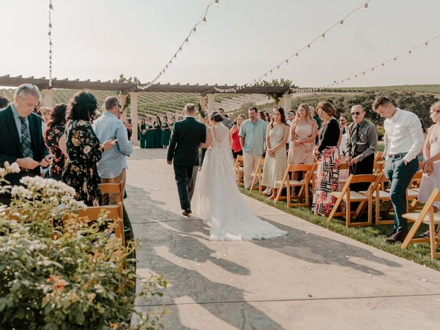 Zach and Kelly's Wedding in Paso Robles, California 109
