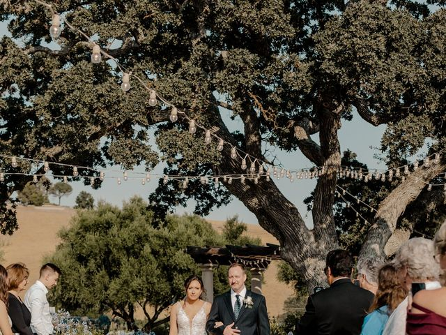 Zach and Kelly's Wedding in Paso Robles, California 110