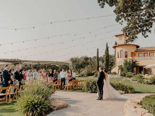 Zach and Kelly's Wedding in Paso Robles, California 111