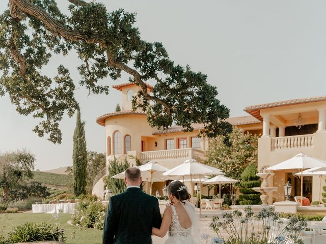 Zach and Kelly's Wedding in Paso Robles, California 113