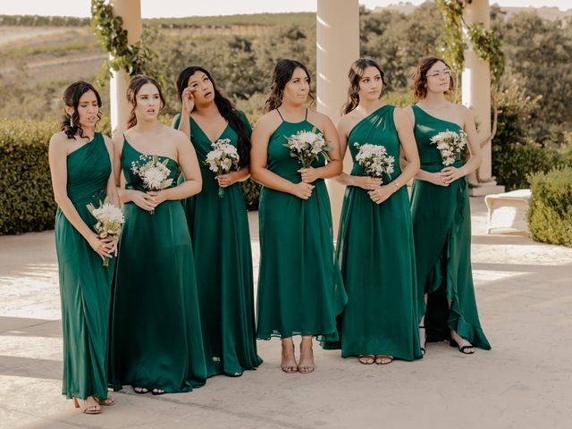 Zach and Kelly's Wedding in Paso Robles, California 114
