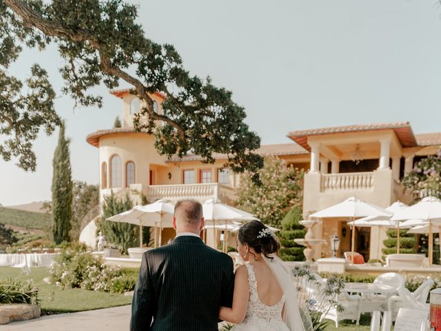 Zach and Kelly's Wedding in Paso Robles, California 115