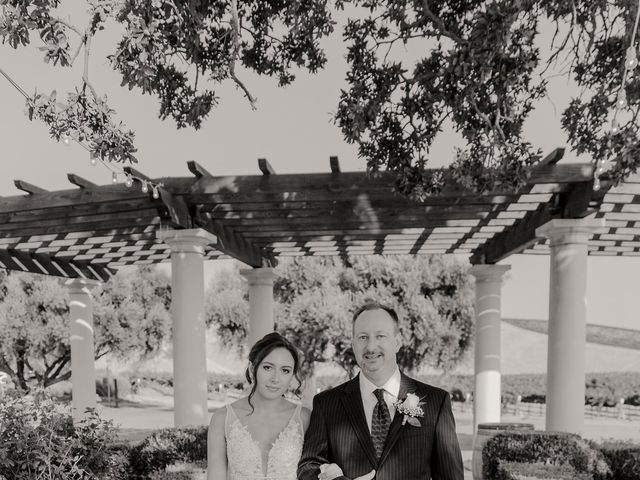Zach and Kelly's Wedding in Paso Robles, California 116