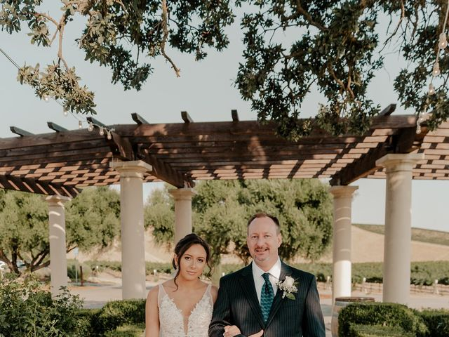 Zach and Kelly's Wedding in Paso Robles, California 117