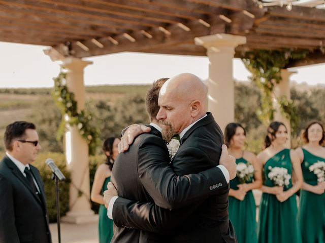 Zach and Kelly's Wedding in Paso Robles, California 121