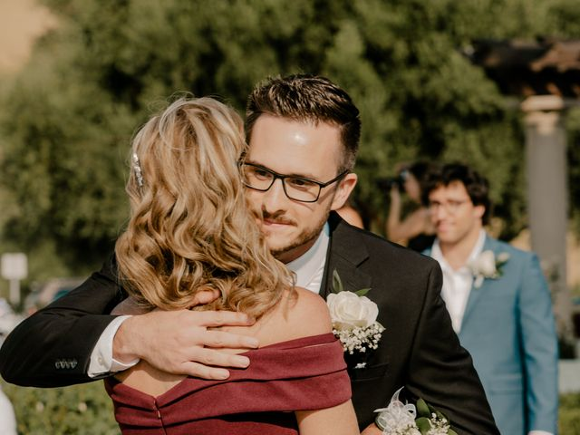 Zach and Kelly's Wedding in Paso Robles, California 125