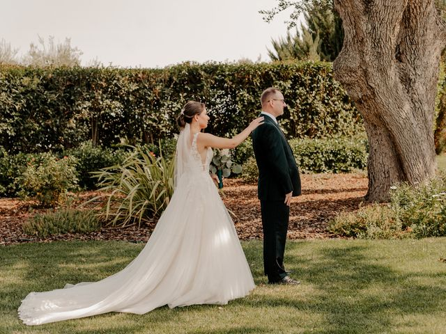 Zach and Kelly's Wedding in Paso Robles, California 135