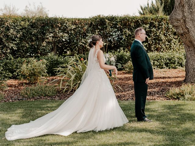 Zach and Kelly's Wedding in Paso Robles, California 136
