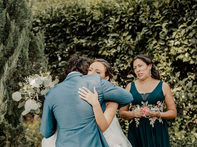 Zach and Kelly's Wedding in Paso Robles, California 137