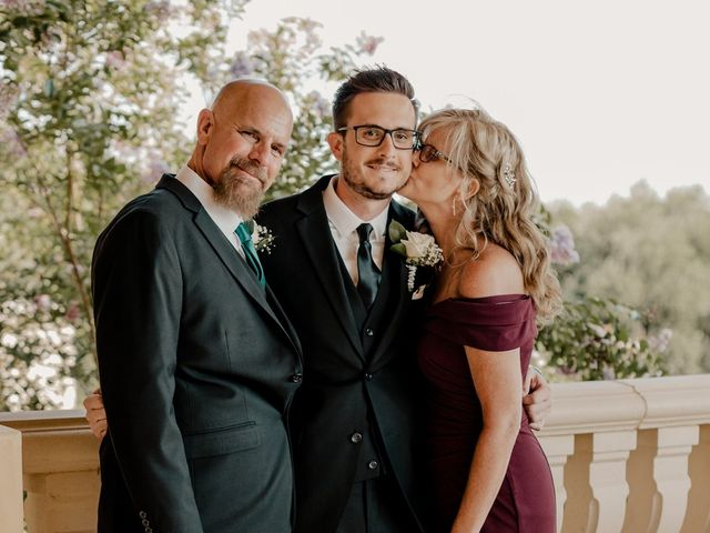 Zach and Kelly's Wedding in Paso Robles, California 142