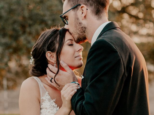 Zach and Kelly's Wedding in Paso Robles, California 164