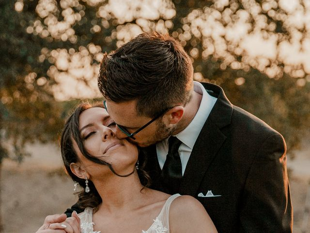 Zach and Kelly's Wedding in Paso Robles, California 168