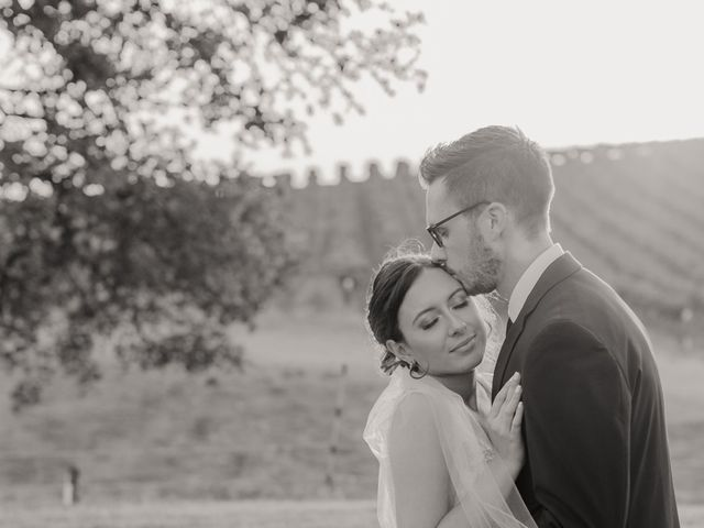 Zach and Kelly's Wedding in Paso Robles, California 171