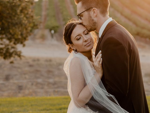 Zach and Kelly's Wedding in Paso Robles, California 172