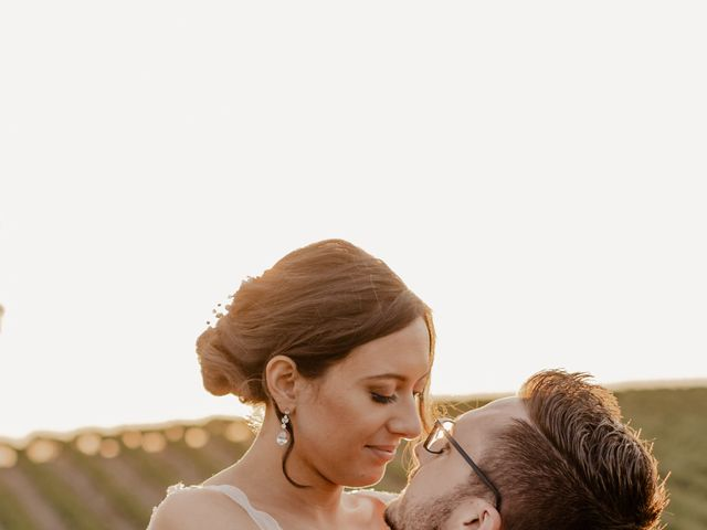 Zach and Kelly's Wedding in Paso Robles, California 178
