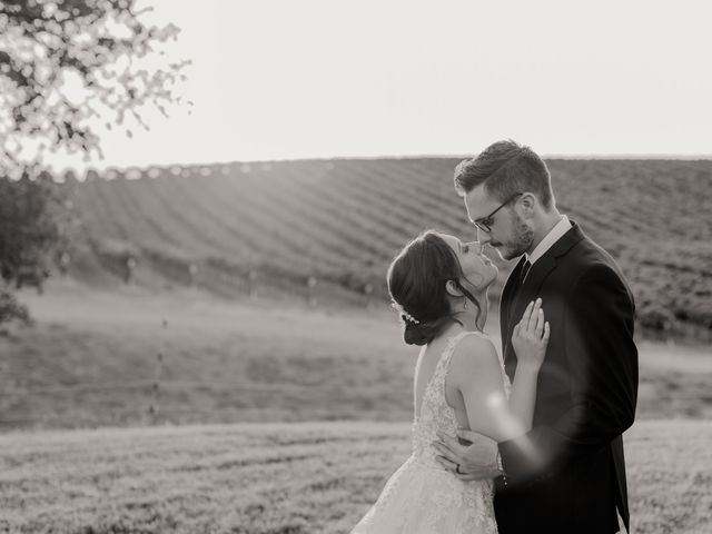 Zach and Kelly's Wedding in Paso Robles, California 182
