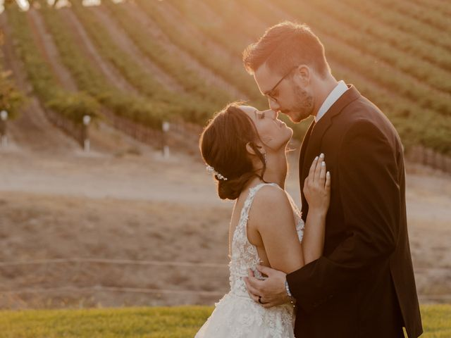 Zach and Kelly's Wedding in Paso Robles, California 183
