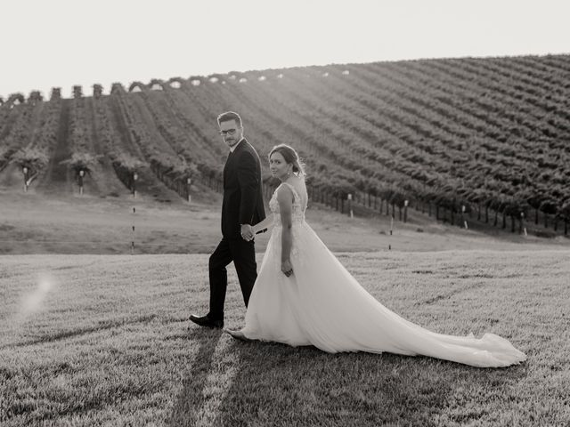 Zach and Kelly's Wedding in Paso Robles, California 185