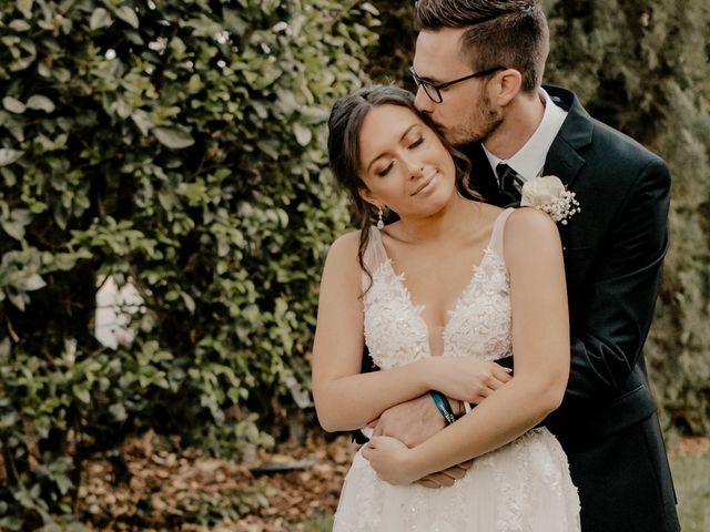 Zach and Kelly's Wedding in Paso Robles, California 186