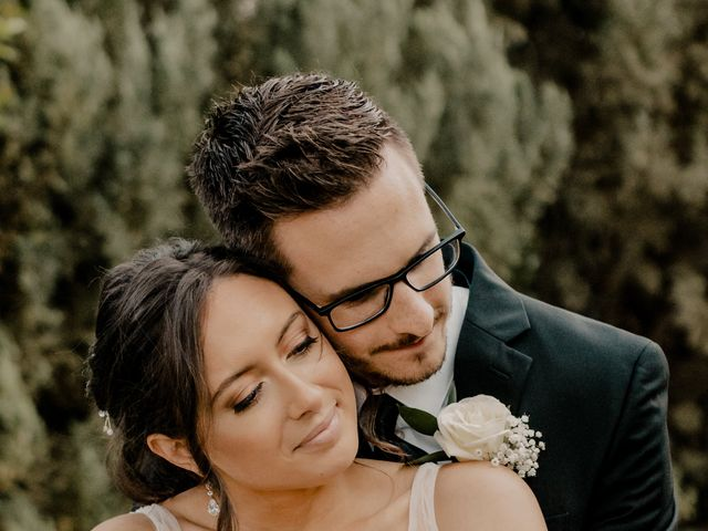 Zach and Kelly's Wedding in Paso Robles, California 187